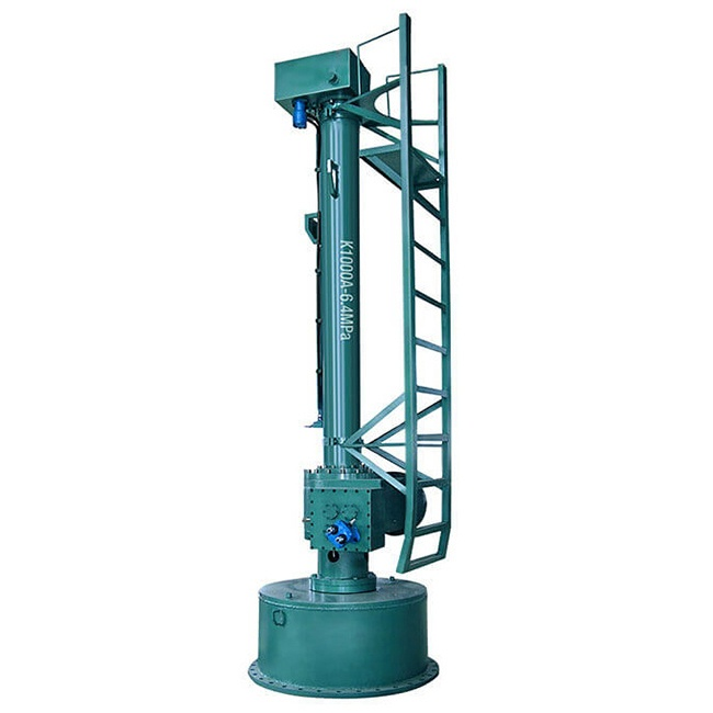Hydraulic Hot Tapping Machine